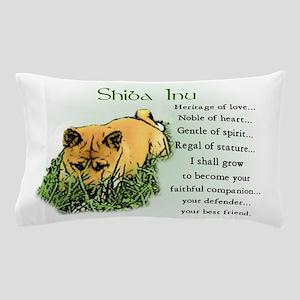 Shiba Inu Puppy Pillow Case
