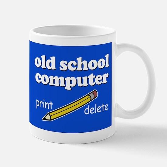 Funny! - Old School Computer Mug
