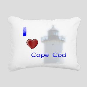 love cape Rectangular Canvas Pillow