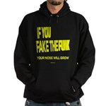 Fake The Funk Hoodie (dark)