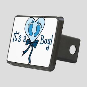 It's A Boy Rectangular Hitch Cover