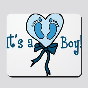 It's A Boy Mousepad
