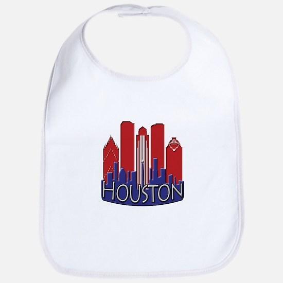 Houston Skyline NewWave Patriot Bib