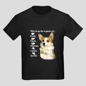 RPSLS Little Dott Kids Dark T-Shirt
