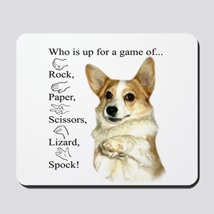 RPSLS Little Dott Mousepad