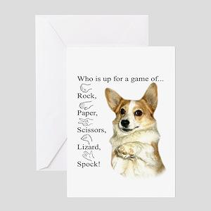 RPSLS Little Dott Greeting Card