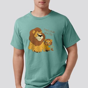 Lion -Dad's Pride and Jo Mens Comfort Colors Shirt