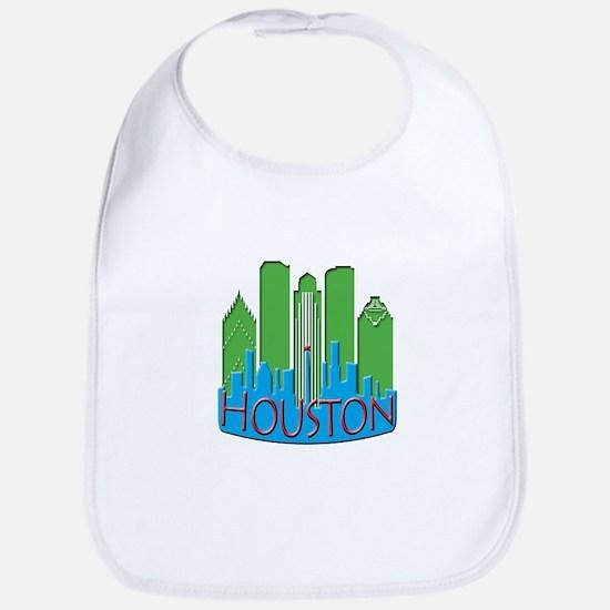 Houston Skyline NewWave Primary Bib