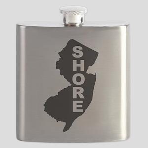 Jersey Shore Flask