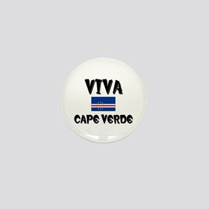 Viva Cape Verde Mini Button