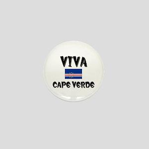 Viva Cape Verde Mini Button