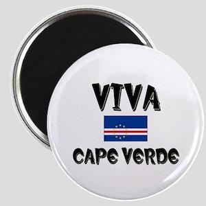 Viva Cape Verde Magnet