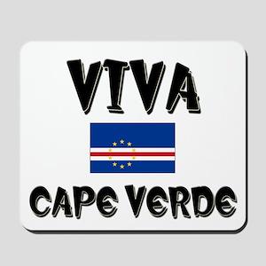 Viva Cape Verde Mousepad