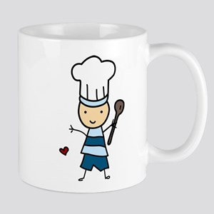 Little Chef Boy Mug