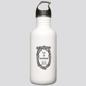 I Am All Astonishment Stainless Water Bottle 1.0L