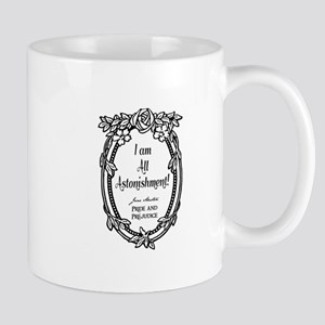 I Am All Astonishment Mug