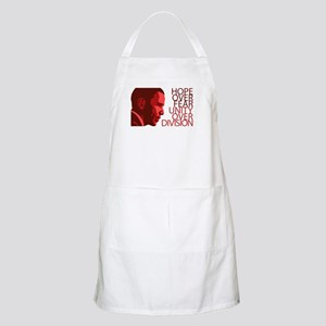 Obama Red Tones Apron
