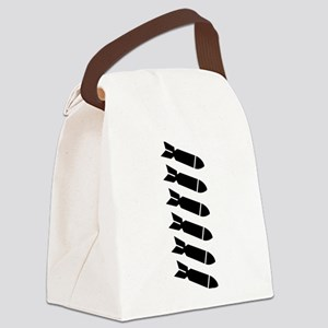 Bombers Canvas Lunch Bag