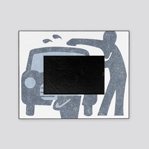 Carwash Picture Frame