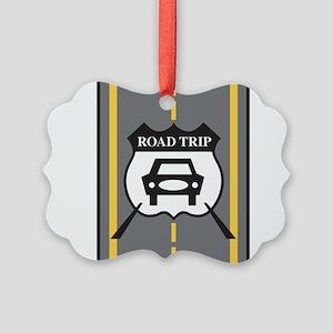Road Trip Picture Ornament