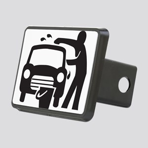 Carwash Rectangular Hitch Cover