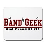 Band Geek Mousepad