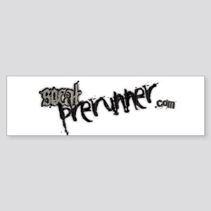 Socal Prerunner Logo Bumper Sticker
