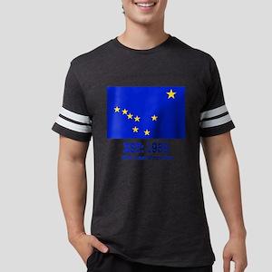 AK Last Frontier Mens Football Shirt