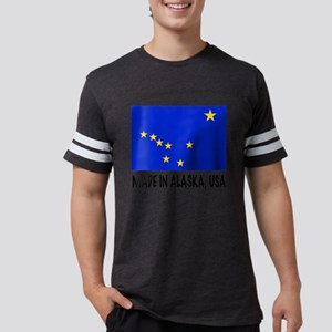 Made in AK Mens Football Shirt
