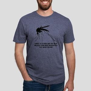AK wildlife Mens Tri-blend T-Shirt