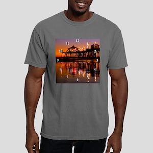 HB12606Clock Mens Comfort Colors Shirt