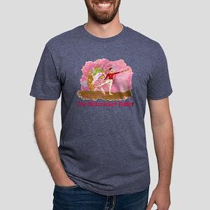 nutcracker_sh017a Mens Tri-blend T-Shirt