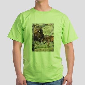 Bison (7) T-Shirt