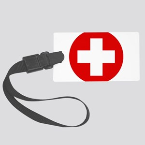 First Aid Kit Large Luggage Tag