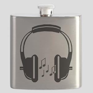 Headphone Flask