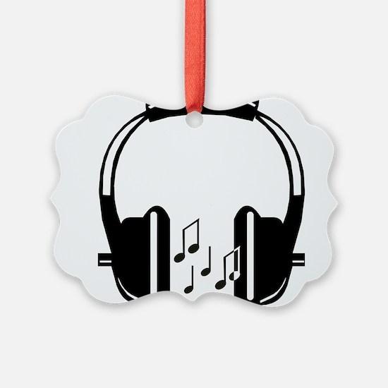 Headphone Ornament
