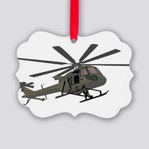 Huey Picture Ornament