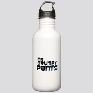 Mr Grumpy Pants Stainless Water Bottle 1.0L