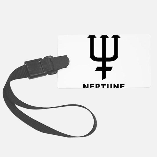Neptune Luggage Tag