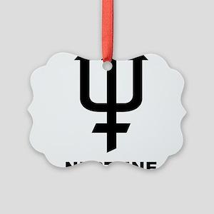 Neptune Picture Ornament