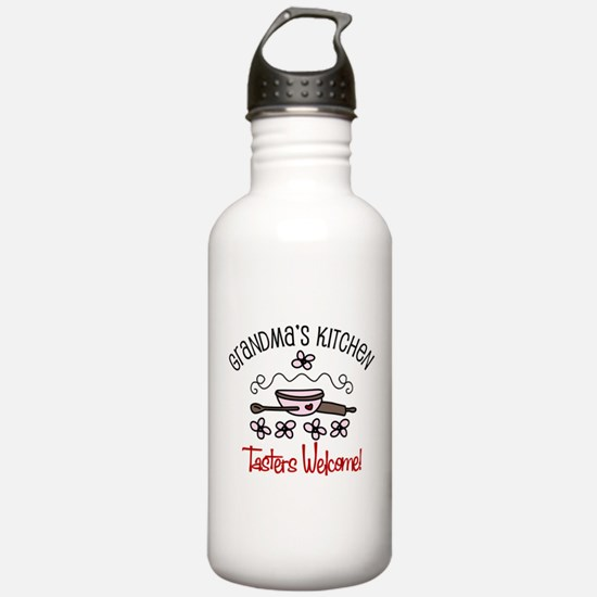 Tasters Welcome Water Bottle