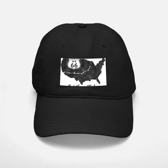 Retro Route66 Baseball Hat