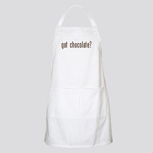 got chocholate? BBQ Apron