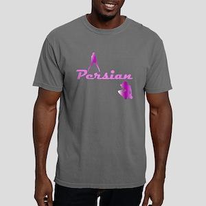 Sexy Persian Pink nb Mens Comfort Colors Shirt