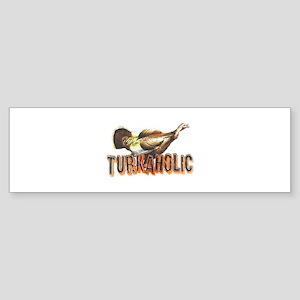 3-turkaholica2 Sticker (Bumper)