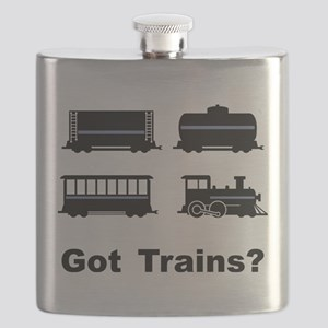 Got Trains? Flask