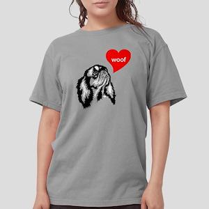English Toy SpanielG.p Womens Comfort Colors Shirt