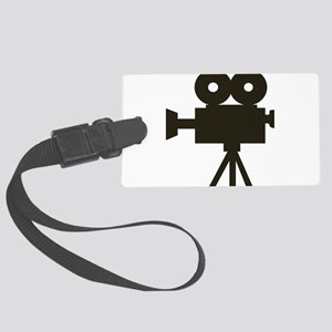 Videocamera Large Luggage Tag