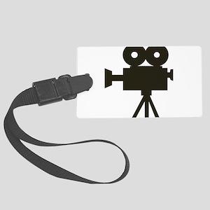 Videocamera Large Luggage Tag
