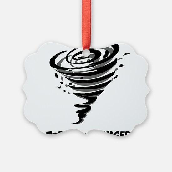Tornado Chaser Ornament